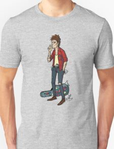 Keith Richards Cartoon Tshirt Unisex T-Shirt