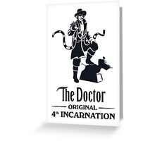Put a Little Doctor in You Greeting Card