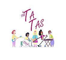 The TaTas Concert Tee 2 Photographic Print