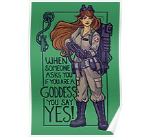 I Ain't Afraid of No Girls Poster