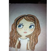 This is Blythe Photographic Print