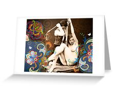 Goddesses Greeting Card