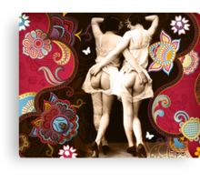 Goddesses Canvas Print