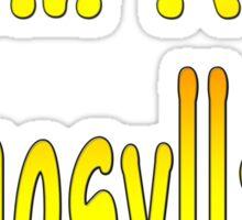 Monosyllabic Sticker