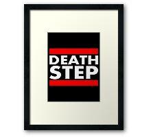 Run DMC Dubstep Deathstep Framed Print