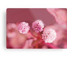 Flower Balls Metal Print