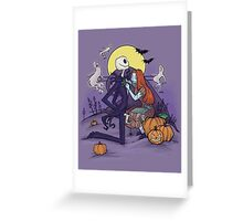Halloween Hero Greeting Card
