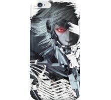 Metal Gear Raiden iPhone Case/Skin