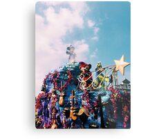 Magical Disney Metal Print