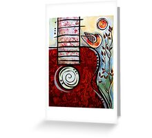 Wings & Strings Greeting Card