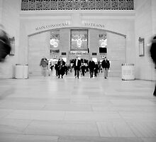 Grand Central Station by Lidia D'Opera
