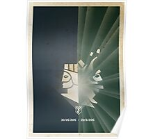 ingress : persepolis recruitment Poster