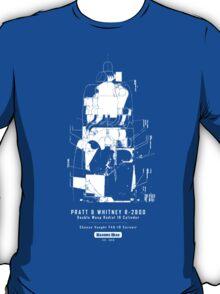 Pratt & Whitney R-2800 Radial Engine  T-Shirt