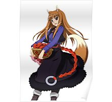Holo - Spice and Wolf Poster