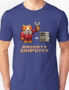 Naughty Computer Unisex T-Shirt