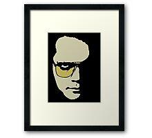 Author, Visionary, Dreamweaver plus Actor Framed Print