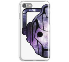 Cyberman From Space iPhone Case/Skin