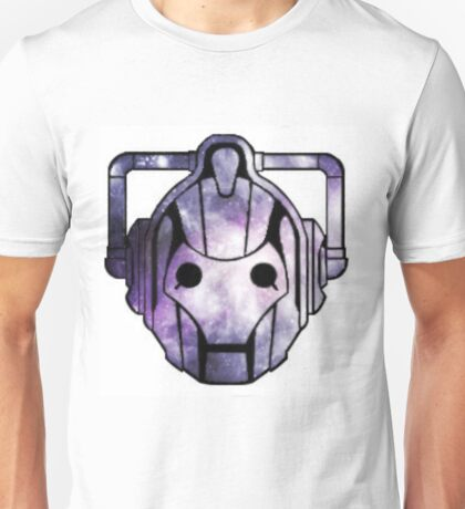 Cyberman From Space Unisex T-Shirt
