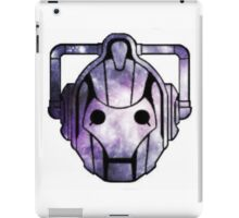 Cyberman From Space iPad Case/Skin