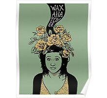 Waxahatchee Illustration Poster