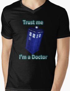 Trust Me Mens V-Neck T-Shirt
