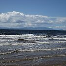 Arran (As Seen From Ayr) by MagsWilliamson