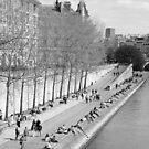 Springtime in Paris by Alex Cassels