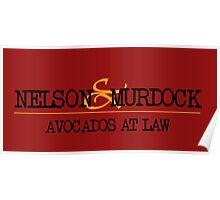 Avocados at Law Poster