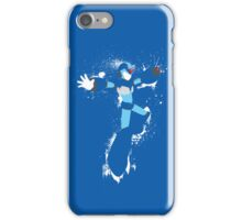 Mega Man X Splatterfest iPhone Case/Skin