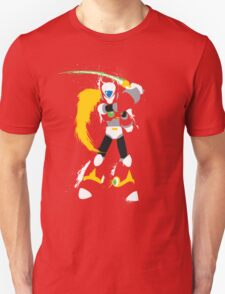 Splattery Maverick Hunter Zero  Unisex T-Shirt