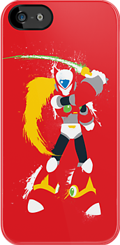 Splattery Maverick Hunter Zero  by thedailyrobot