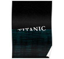 SCRIPT / Titanic Poster