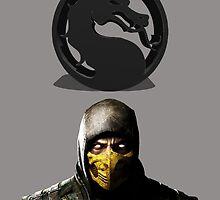 Mortal Kombat by BraiianDSG