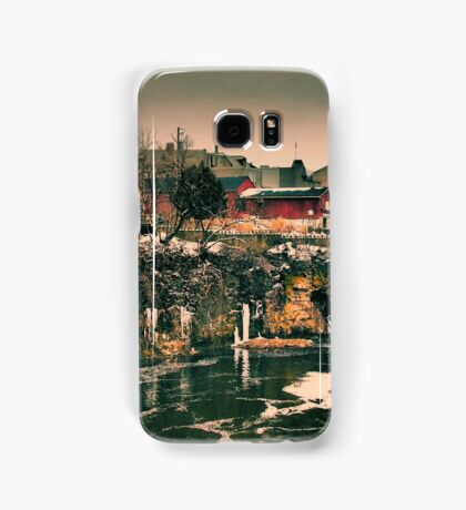 Down By the River Samsung Galaxy Case/Skin