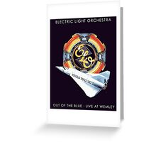 E.L.O. Live WEMLEY Greeting Card