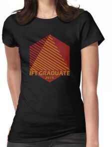 IFT Grad 2015 Womens Fitted T-Shirt