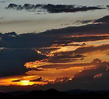 Sunset #1 by AZLiane