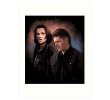 The Brothers Art Print