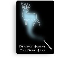 Defence Againts the Dark Arts  Canvas Print