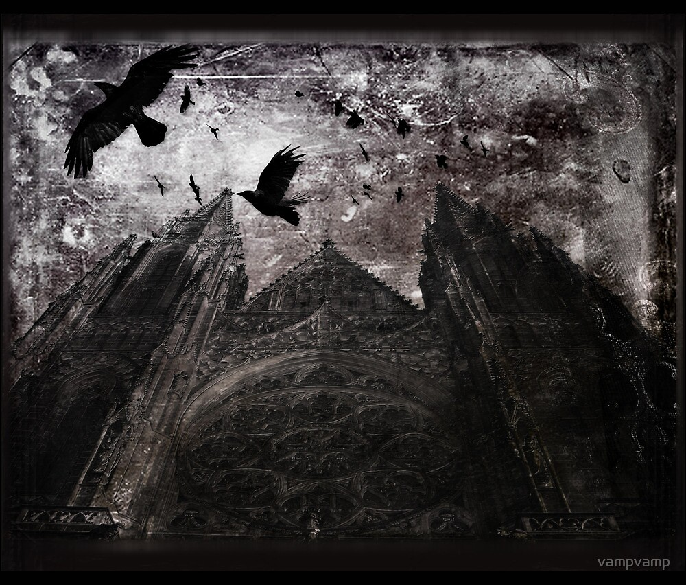 obsidian tears by vampvamp