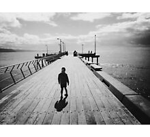Lorne Pier Photographic Print