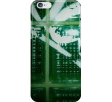Graffman Green iPhone Case/Skin