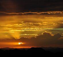 Sunset #5 by AZLiane