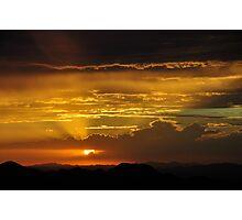 Sunset #5 Photographic Print