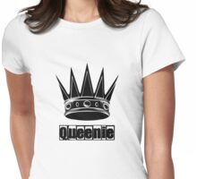 Queenie Womens Fitted T-Shirt