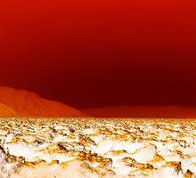 Tangerine on Fire by Vanessa Prestage
