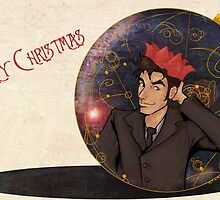 Doctor Who Christmas by ratgirlstudios