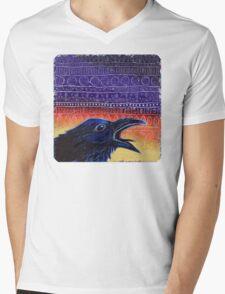 Wake Up Call Mens V-Neck T-Shirt