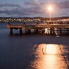 Night Pier by Darren Freak