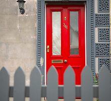 Red Door by Darren Freak